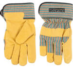 munkavédelmi kesztyű (sárga-szürke)