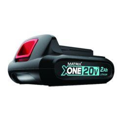 Matrix X-One  akkumulátor 20V2Ah Li-Ion