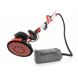 Matrix DWS 750-A Falcsiszoló/gipszkartoncsiszoló zsiráf 750W automata porelszívással