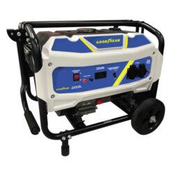 Goodyear professzionális benzinmotoros Áramfejlesztő, 3 KW, GY3200