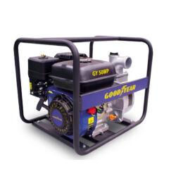 Goodyear Benzinmotoros vízszivattyú, 4,85 KW, GY 50WP