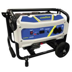 Goodyear Benzinmotoros Áramfejlesztő, 5 KW, GY5500