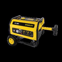 Stanley Benzinmotoros Áramfejlesztő, 3 KW, SG3000, Professional