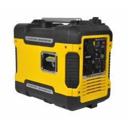 STANLEY SIG 1900S csendes benzines áramfejlesztő 230V , 220 Volt , inverteres áramfejlesztő max teljesítmény 1,88 kW
