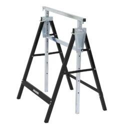 Kreator vasbak, fém, állítható magasság, 180 kg terhelésig KRT671003
