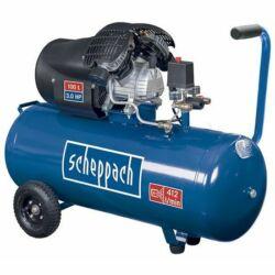 Scheppach HC 100 dc 2 hengeres kompresszor 2,2 kW 100 l (HC 100 dc)
