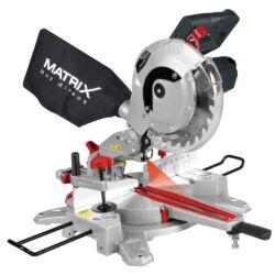 MATRIX elektromos gérvágó fűrész SMS 1650-210-1  1650 W, max. 210 mm