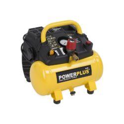 Kompresszor, 1100W, 6l, olajmentes
