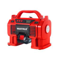 Matrix X-one akkumulátoros kompresszor szet akkuval töltővel