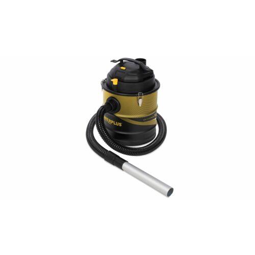 PowerPlus kandalló porszívó porlerázó gombbal1500 W 20 liter POWX312