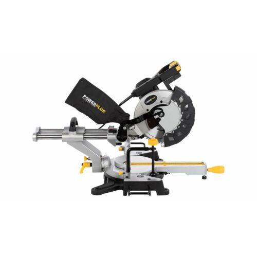 POWERPLUS POWX 07569S Dual gérvágó fűrész 254mm 2000W