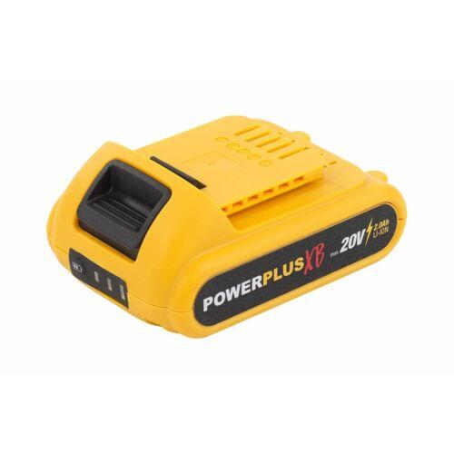 Powerplus POWXB Akkumulátor 20V 2Ah Li-Ion