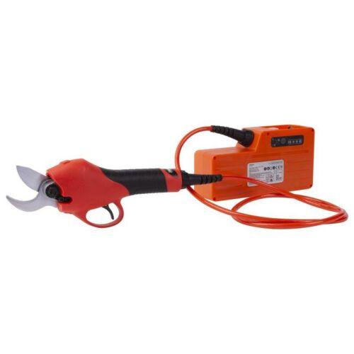 STRPRO Professionális akkumulátoros metszőolló, akkumulátor 36 V 4Ah, max. 3cm vastag, ágakhoz, kofferbenszőlőkhöz