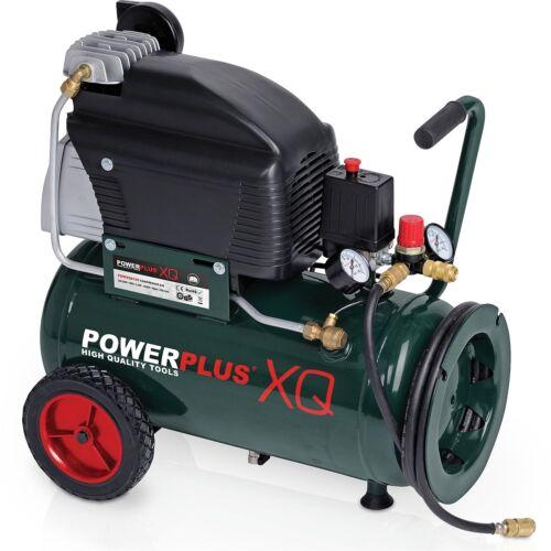 PowerPlus POWX 1790 profi kompresszor 2,5LE-24L