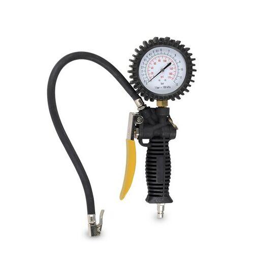 PowerPlus POWAIR0102 Nyomásmérős tömlőfuvató