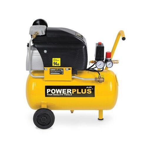 PowerPlus POWX1735 Kompresszor (olajos) 1500W 24L