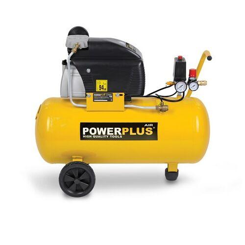 PowerPlus POWX1760 Kompresszor (olajos) 1500W 50L