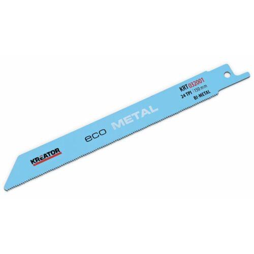 Kreator orrfűrészlap 150mm 2db fém eco KRT032001
