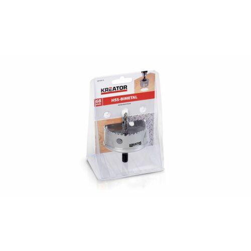 Kreator körkivágó bimetal fa/fém 68mm KRT100115