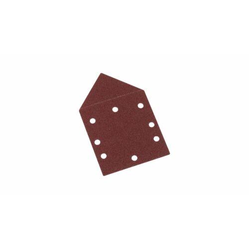 Kreator háromszög alakú csiszolólap G60 5 db KRT220104