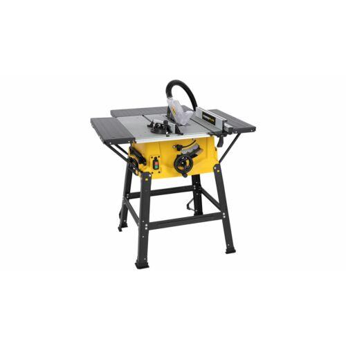 Powerplus Állványos Asztali körfűrész 2000W 250mm (POWX07595)