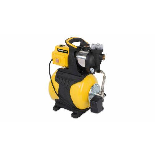 PowerPlus sárga kerti szivattyú 19L 1000W POWXG9573