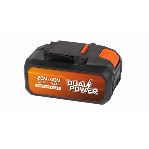 PowerPlus POWDP9037 Samsung akkumulátor 40V 2,5Ah