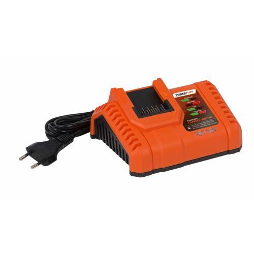 Powerplus POWDP9050 akkumulátor töltő 20V/40V