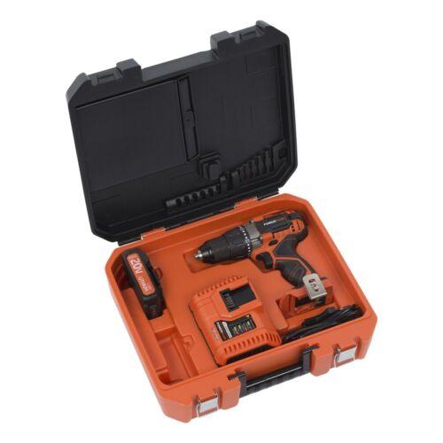 Powerplus POWDP1515 Dual power Akkumulároros fúrócsavarozó 20/40V szett