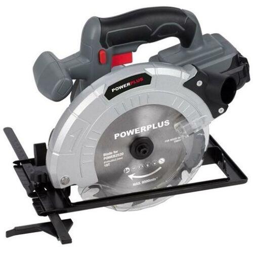 PowerPlus  akkus körfűrész alapgép 165 mm 18V POWEB2520