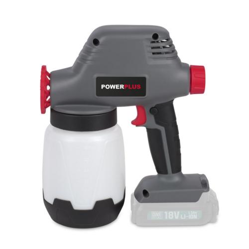 Powerplus POWEB5510 18V akkumulátortos festékszóró akku nélkül