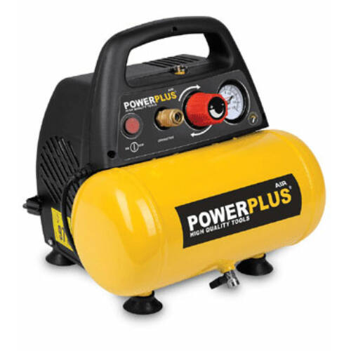 PowerPlus POWX1720 Kompresszor 1100W