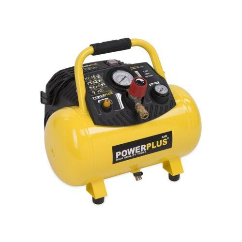 Kompresszor, 1100W, 12l, olajmentes