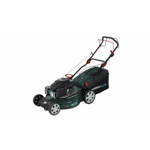 Powerplus POWPG10120 benzinmotoros önjáró fűnyíró YAMAHA 190ccm  motorral 56cm!